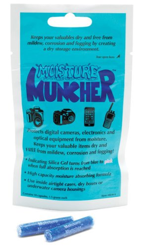 Sealife Small  Moisture muncher 10 capsules, 1.5 grams (Sealife Reefmaster)