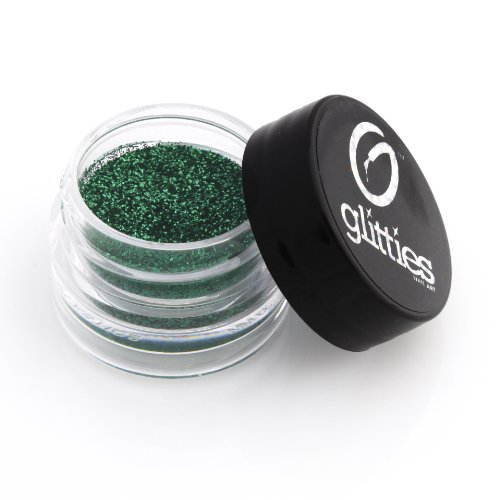 - Emerald Green - Fine Glitter Powder .008 - 5 Gram Jar Solvent Resistant Glitter Made in the USA! Over 20 Amazing Shades to Choose From!