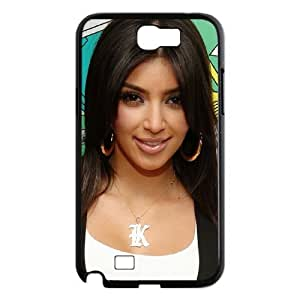PCSTORE Phone Case Of kim kardashian For Samsung Galaxy Note 2 N7100