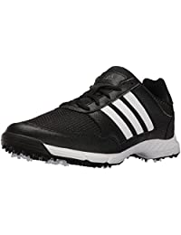Adidas Men's Tech Response WD Cblack/F Golf Shoe
