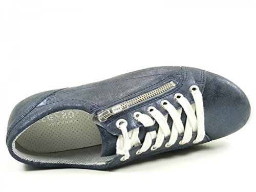 Tanaro Low Legero Sneaker Top Blau Damen qPccOf