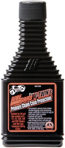 Lubegard 40104 V-Twin Primary Chain Case Protectant, 4 fl. oz.