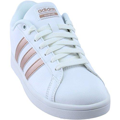 adidas Womens Cf Advantage W Low Top Lace Up Fashion, Multicolor, Size 6.5