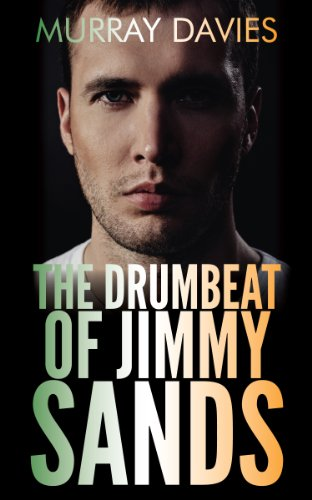 book cover of The Drumbeat of Jimmy Sands