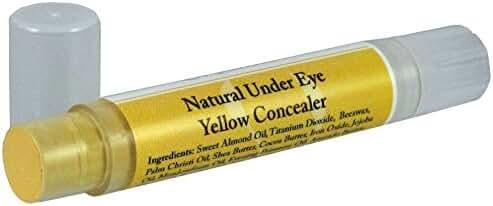 Concealer - Under Eye (Yellow) Natural Paraben Free - Non-Toxic