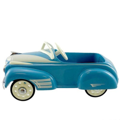 Kiddie Car Classics 1941 Steelcraft Oldsmobile Murray - Metal 3.25 IN