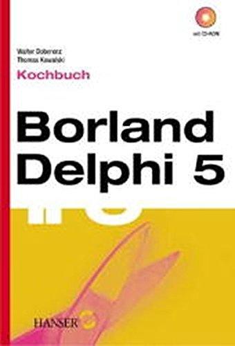 Borland Delphi 5 Kochbuch