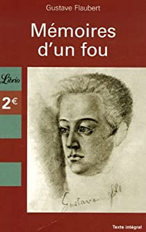 Mémoires d'un fou par Flaubert