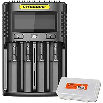 Amazon.com: NITECORE LC10 Portable Magnetic USB Battery
