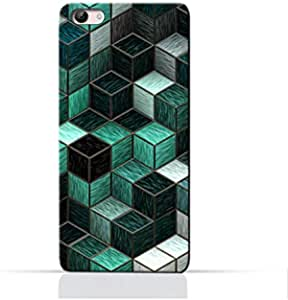 AMC Design Cubes Printed Protective Case for Vivo Y65 - Multi Color