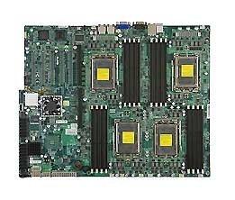 Supermicro A+ H8QGL-6F+ Motherboard 4-Way Opteron 6000 Socket G34 16-Core DDR3 SAS2/SATA2 RAID IPMI GbE PCIe SWTX MBD-H8QGL-6F+ - Opteron Pci Motherboard