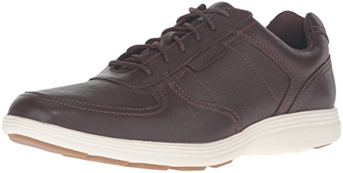 Cole Haan Heren Grand Tour Sport Ox Oxford Kastanje Leer / Ivoor