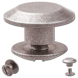 25 de rosca de remaches de cinturón de tornillos de diseño