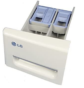 Lg Electronics Erd Washing Machine Detergent Dispenser Drawer Assembly