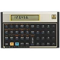 Hewlett-Packard 12C 12c Financial Calculator 10-Digit LCD