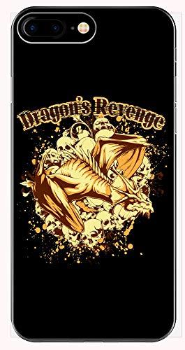 (Dragons Revenge - Skull Crypt - Phone Case for iPhone 6+, 6S+, 7+,)