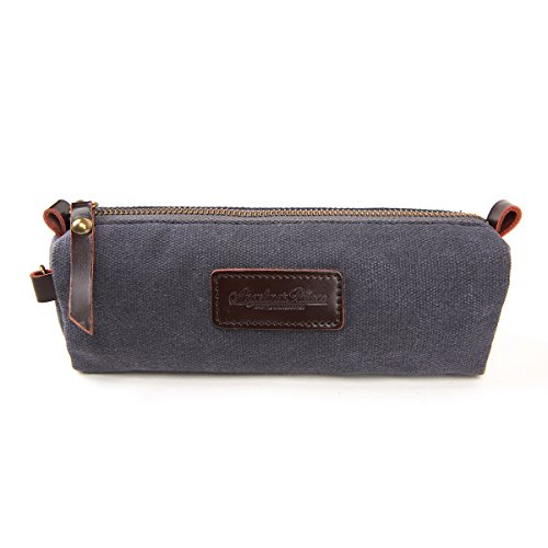 da655f2bcd83 Pencil Case Canvas Angelina's Palace Pencil Bag Large Capacity ...