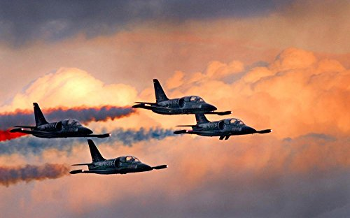 Gifts Delight Laminated 38x24 inches Poster: Air Show for sale  Delivered anywhere in USA