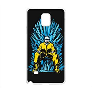 JIAJIA Breaking Bad Design Personalized Fashion High Quality Phone Case For Samsung Galaxy Note4