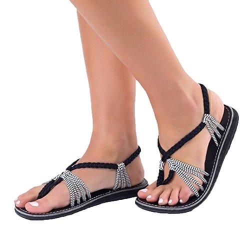 Flat Flops Lolittas Size Flip Womens 10 2 twPqU