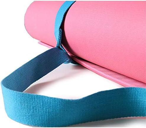 Totrawer Yogamatten-Tragegurt mit verstellbaren Schlaufen f/ür alle Yogamattengr/ö/ßen hellgrau