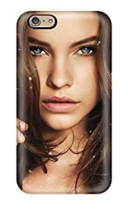 Premium Tpu Barbara Palvin Victoria Secret Holiday Cover Skin For Iphone 6