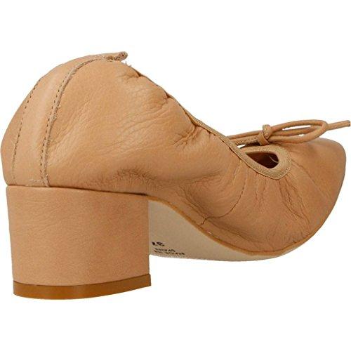 para Marrón Bailarina marrón Mujer Mujer Marrón Mikaela Marca Bailarina Modelo Color para Zapatos Zapatos Mikaela 17018 H5qR1UwRZ