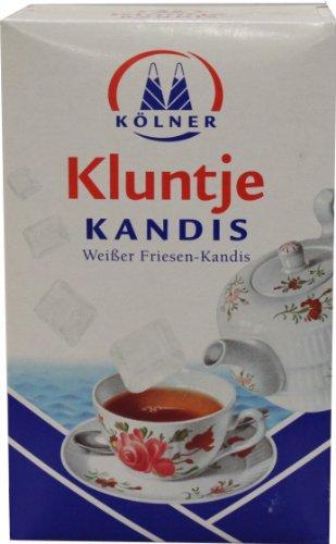 Diamant - Kluntje Großer Friesen-Kandis weiß - 1kg