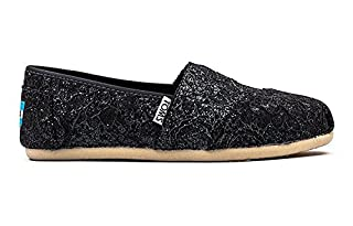 TOMS Classics Pewter Lace Gltiz Womens 7 (B01N0CULKT) | Amazon price tracker / tracking, Amazon price history charts, Amazon price watches, Amazon price drop alerts