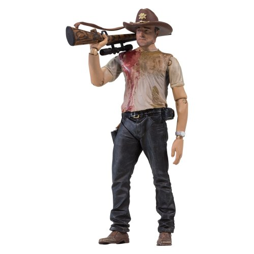 McFarlane Toys The Walking Dead TV Series 2- Rick Grimes 2 Action Figure