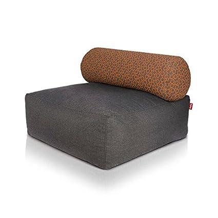 Amazon Com Fatboy Tsjonge Bean Bag Ottoman Chiase Lounge Chair
