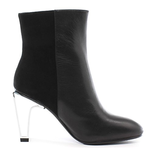 Hi Hi Icon Black Black Tronchetto United Nude Boot Boot Boot Zg771q
