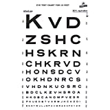 "Grafco 1264 Illuminated Snellen Eye Chart, 10' Distance, 14"" Length X 9"" Width"