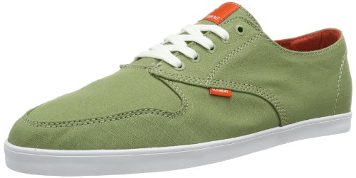 Element Topaz - Zapatos de Cordones hombre Verde (Grün (LIGHT OLIVE 2447))