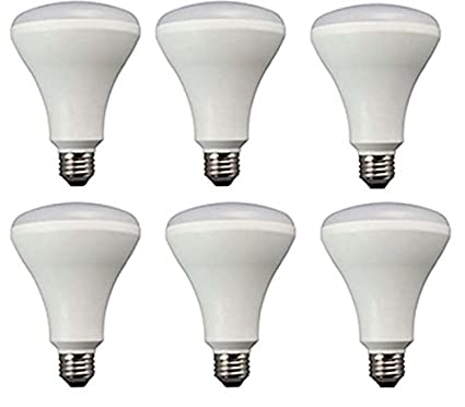 tcp recessed kitchen led light bulbs 65w equivalent non dimmable rh amazon com led kitchen ceiling light bulbs led kitchen spot light bulbs