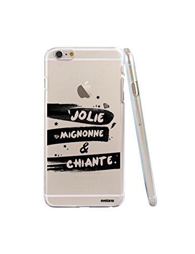 Schutzhülle Transparent Jolie, MIGNONE & chiante für iPhone 6/6S