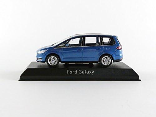 Norev 687.169,1/cm 1 43/blau metallic Ford Galaxy 5.118,1/cm Modell Auto