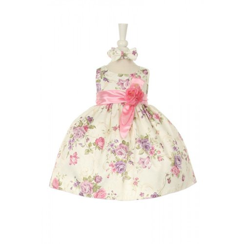 infant girl couture dresses - 1