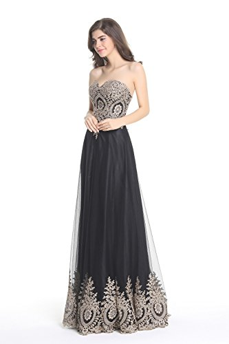 Abendkleider Lang Damen Ballkleid Evening Embroidery Gowns 2016 Formelle Fanciest Grey 1qSxwYO1