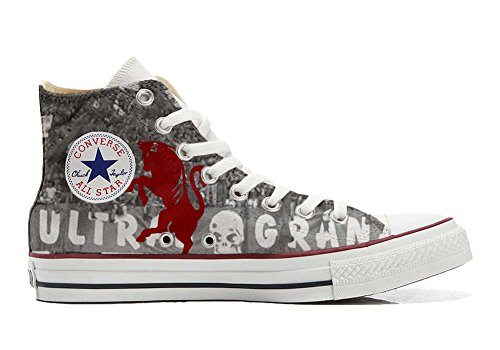 Converse All Star Hi Customized personalisierte Schuhe (Handwerk Schuhe) High