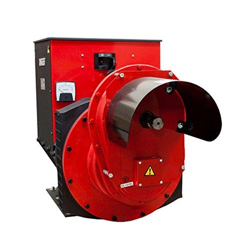 Winco W150FPTOS PTO Generator, Single Phase 120/240V Model, Continuous 150,000W, 1,484 lb.