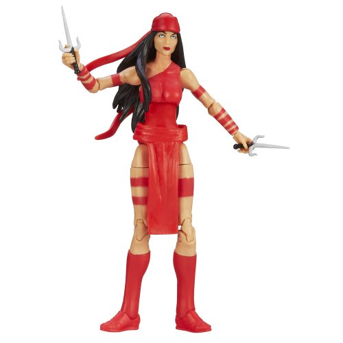 Marvel Universe Elektra Figure 3.75 Inches