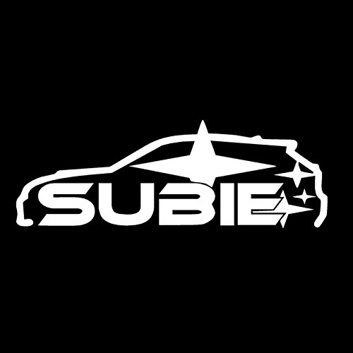 32 & Willys Subie Subaru PREMIUM Decal 5