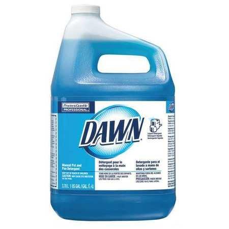 Dishwashing Detergent, 1 gal, Original, PK4