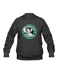 Women's Lilo And Stitch Starbucks Coffee Logo Hoodies