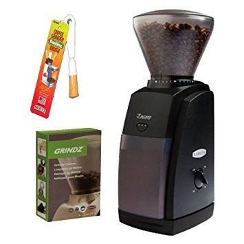 Baratza 485Encore Conical Burr Grinder   Coffee Grinder Cleaner   Coffee Grinder Dusting Brush