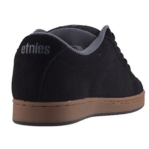 clearance visa payment Etnies Kingpin Skate Shoe Black/Gum/Dark Grey pre order cheap price best place online cheap price cost with credit card cheap online ic4qfF2h