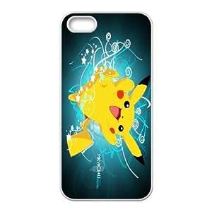 Generic Case Pikachu For iPhone 5, 5S F6T7U78526