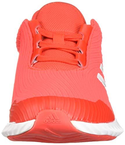 sale retailer 2c35d e2f94 adidas Originals Unisex-Kids Fortarun Running Shoe, Hi-Res Red White