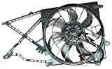 TYC 600640 Saturn L Series Replacement Radiator Cooling Fan Assembly